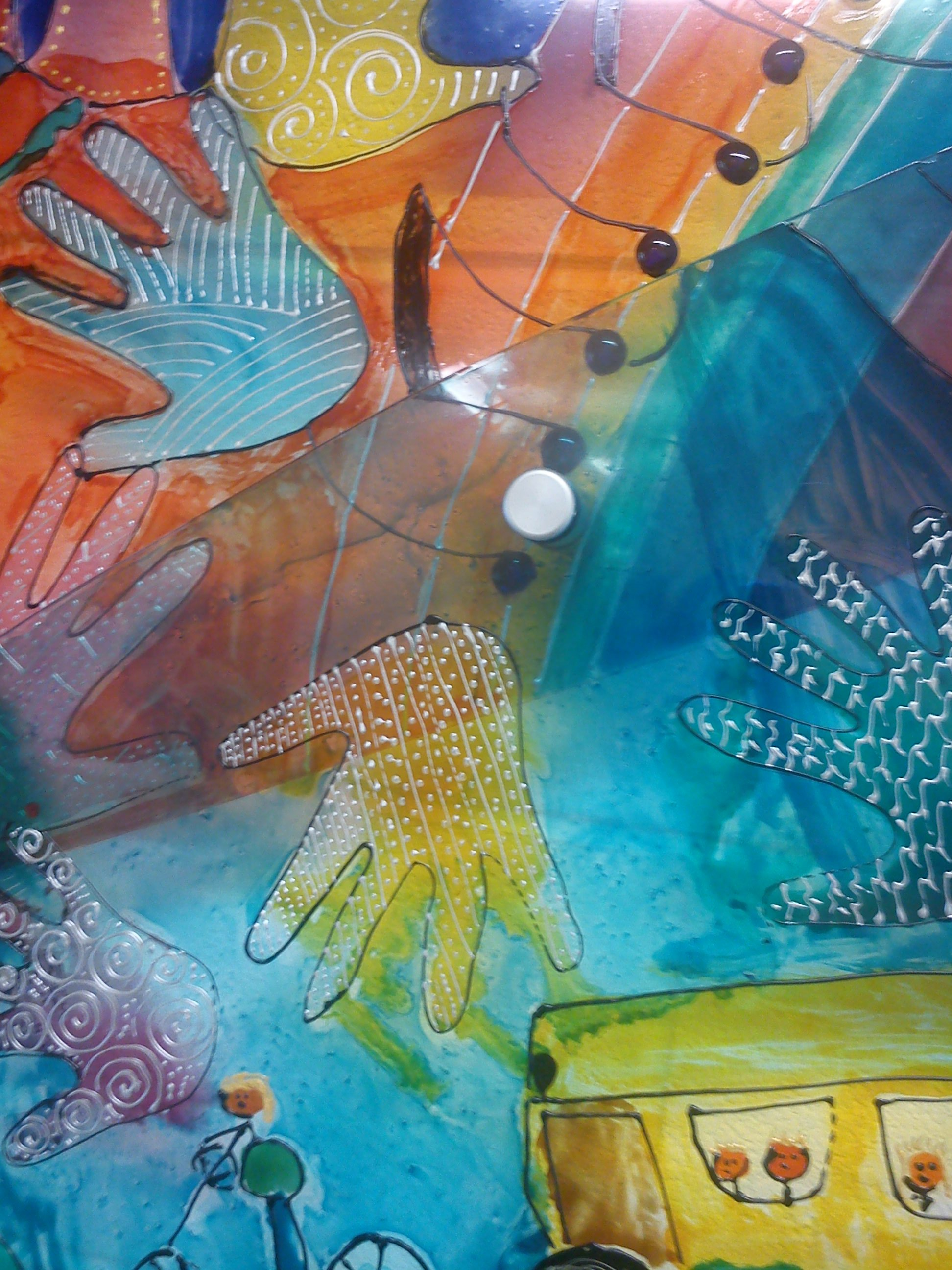 Glass Art Deirdre Rogers