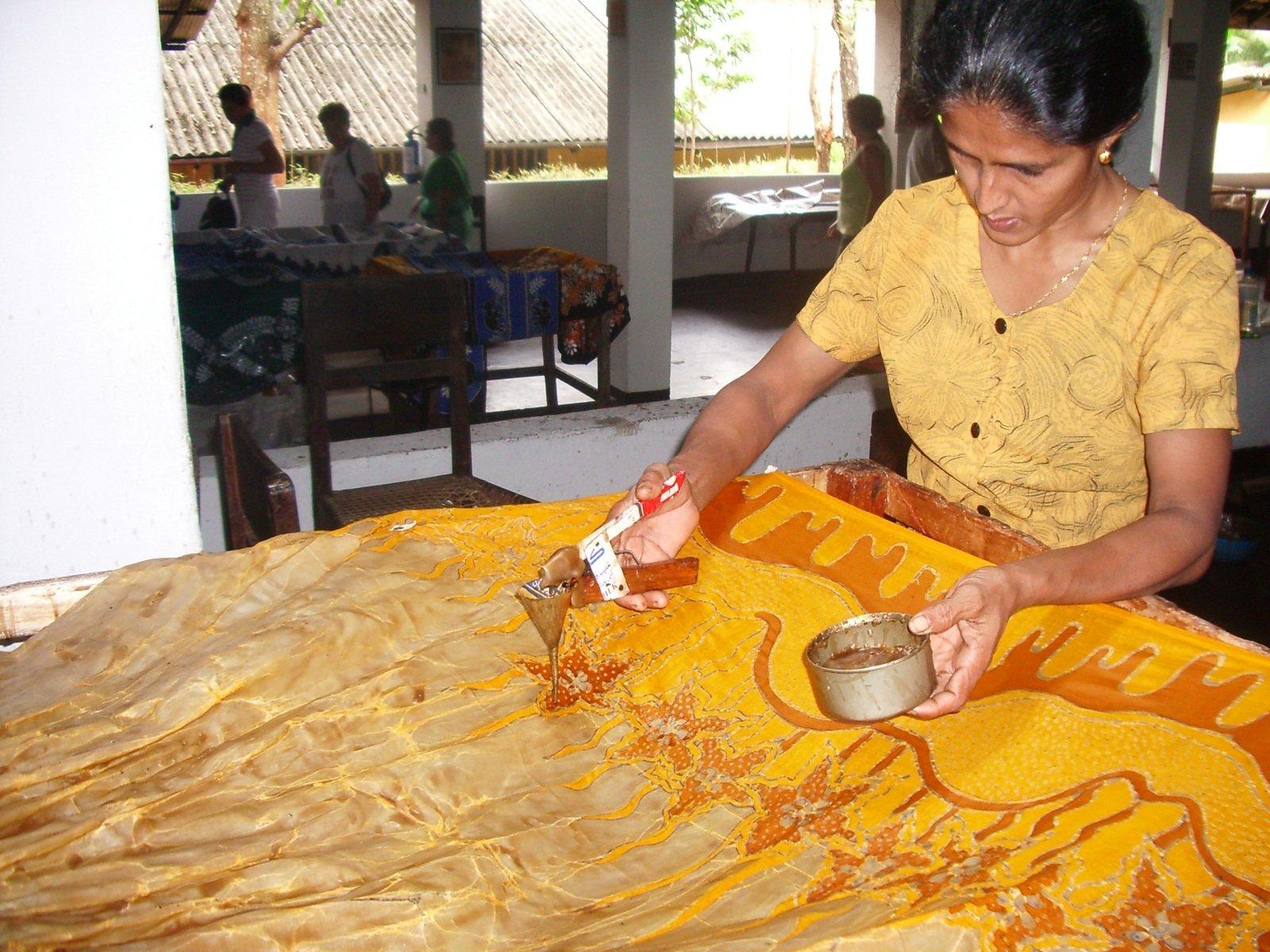 Batik-coloracio