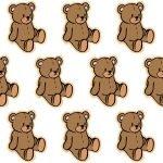 TeddyBearHalfBrick