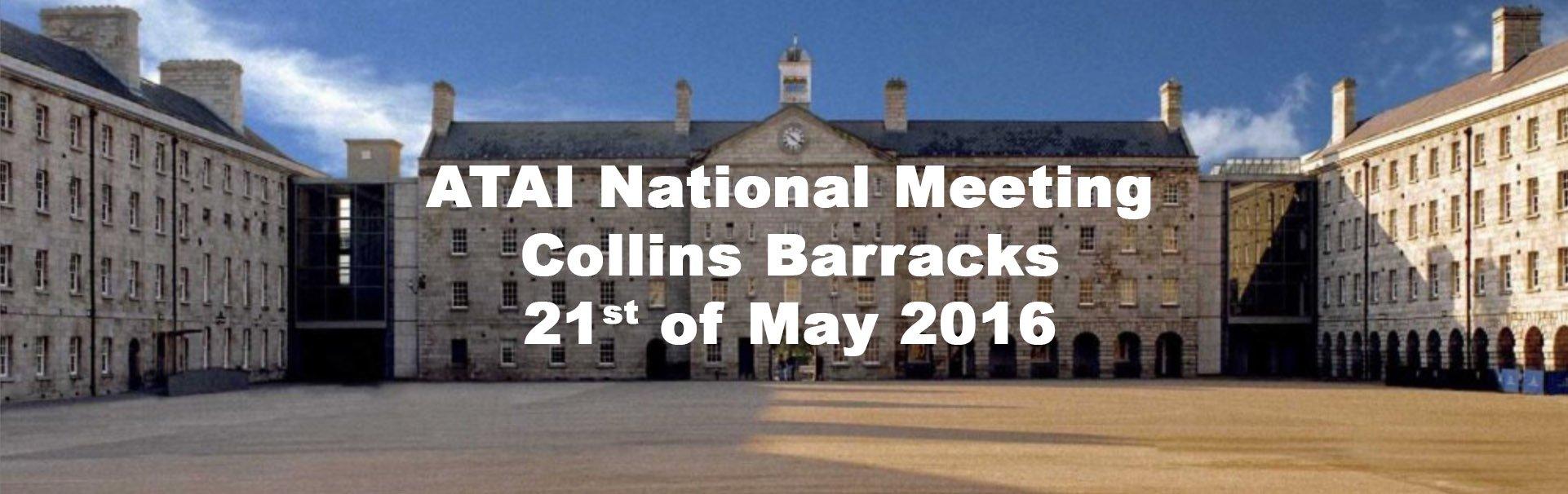 ATAI National Meeting May 2016